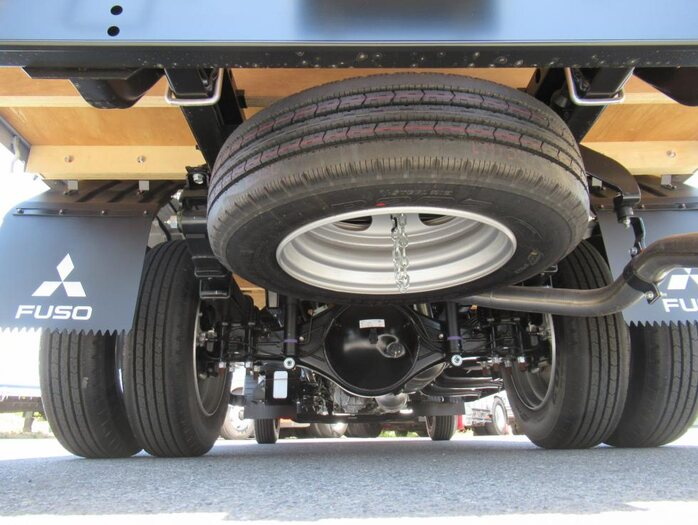 三菱 キャンター 小型 平ボディ 2PG-FEB50 |積載 3t トラック 画像 ステアリンク掲載