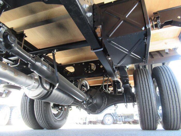 三菱 キャンター 小型 平ボディ 2PG-FEB50 |エンジン トラック 画像 トラスキー掲載