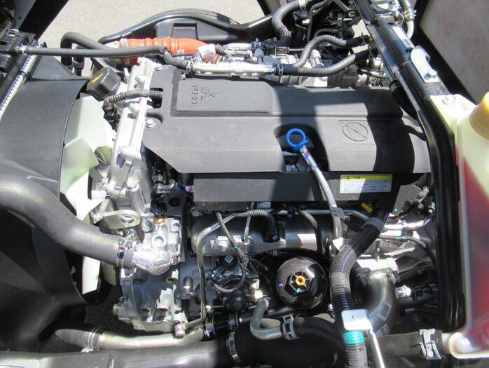 三菱 キャンター 小型 平ボディ 2PG-FEB50 |タイヤ トラック 画像 トラック市掲載