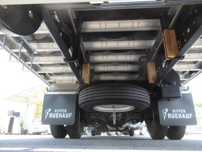 三菱 ファイター 中型 ウイング ベッド 2KG-FK62F|シフト  トラック 画像 ステアリンク掲載