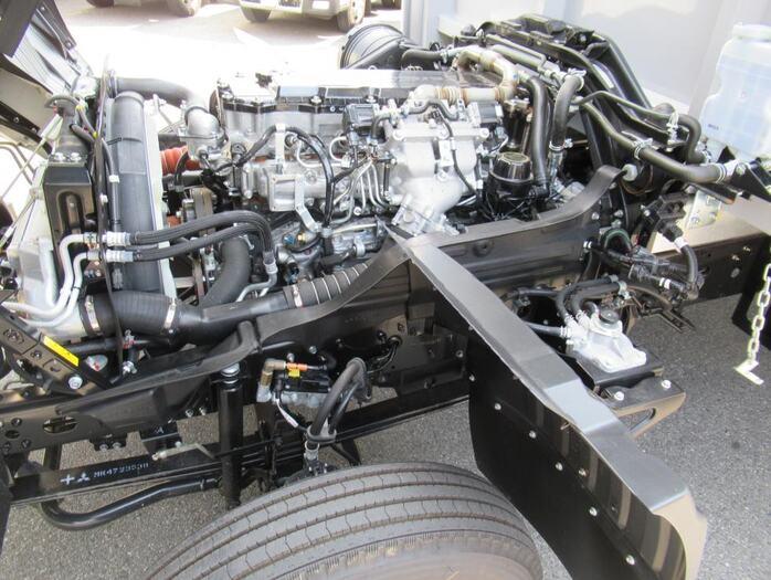 三菱 ファイター 中型 ウイング ベッド 2KG-FK62F|馬力 220ps トラック 画像 トラックバンク掲載