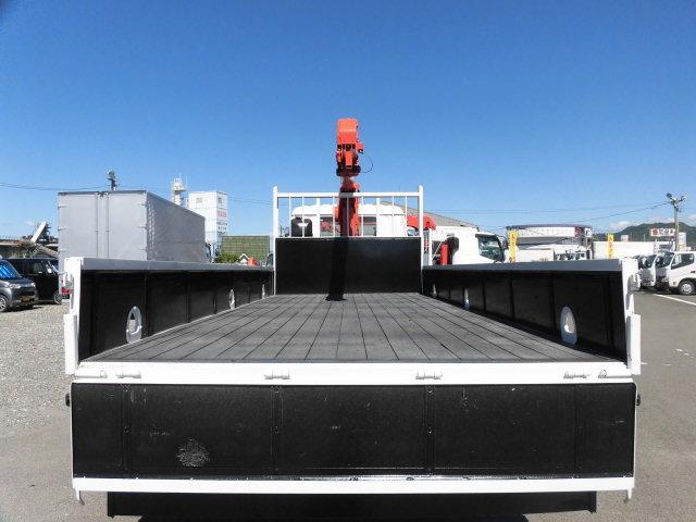 いすゞ フォワード 中型 クレーン付 3段 ラジコン 画像4
