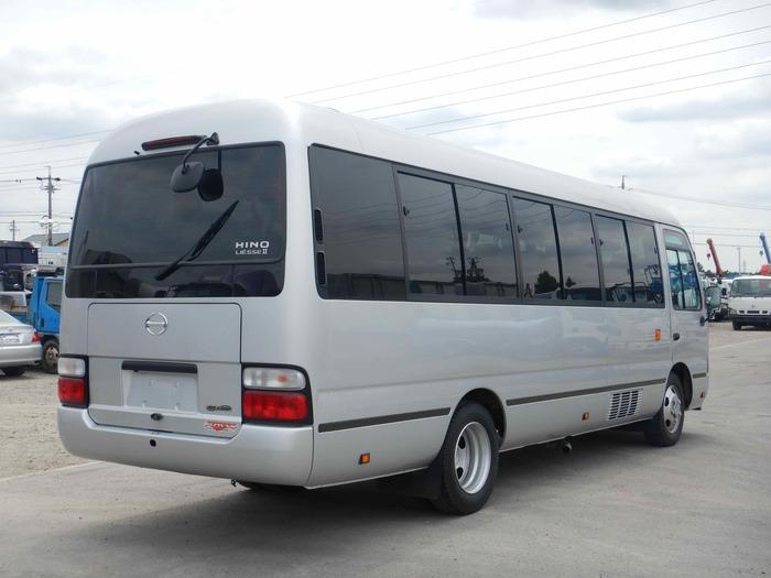 日野 リエッセ 小型 バス マイクロバス SDG-XZB51M|トラック 右後画像 リトラス掲載