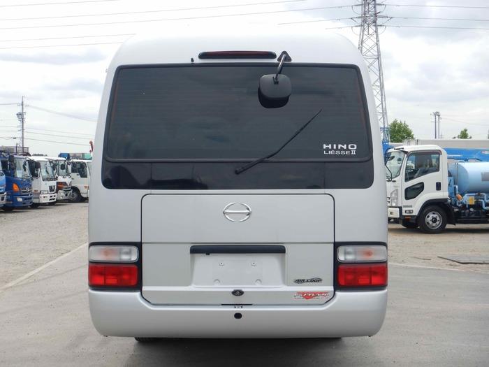 日野 リエッセ 小型 バス マイクロバス SDG-XZB51M|トラック 背面・荷台画像 トラック市掲載