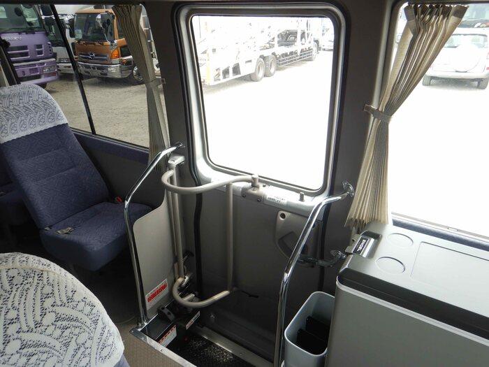 日野 リエッセ 小型 バス マイクロバス SDG-XZB51M|型式 SDG-XZB51M トラック 画像 栗山自動車掲載