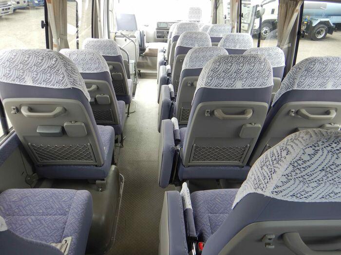 日野 リエッセ 小型 バス マイクロバス SDG-XZB51M|走行距離 1.4万km トラック 画像 トラックランド掲載