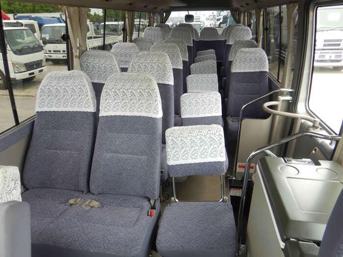 日野 リエッセ 小型 バス マイクロバス SDG-XZB51M|シャーシ トラック 画像 キントラ掲載