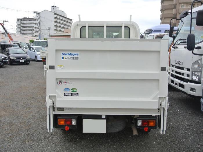 トヨタ ダイナ 小型 平ボディ Wキャブ パワーゲート|画像3