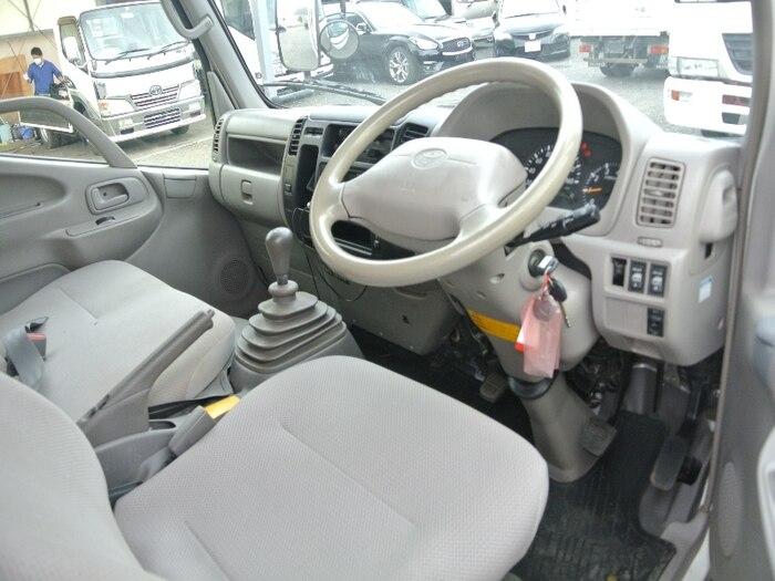 トヨタ ダイナ 小型 平ボディ Wキャブ パワーゲート|画像6