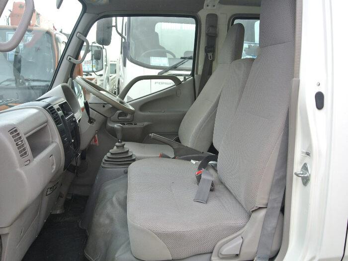 トヨタ ダイナ 小型 平ボディ Wキャブ パワーゲート|画像9