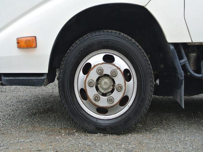トヨタ ダイナ 小型 平ボディ Wキャブ パワーゲート|画像18