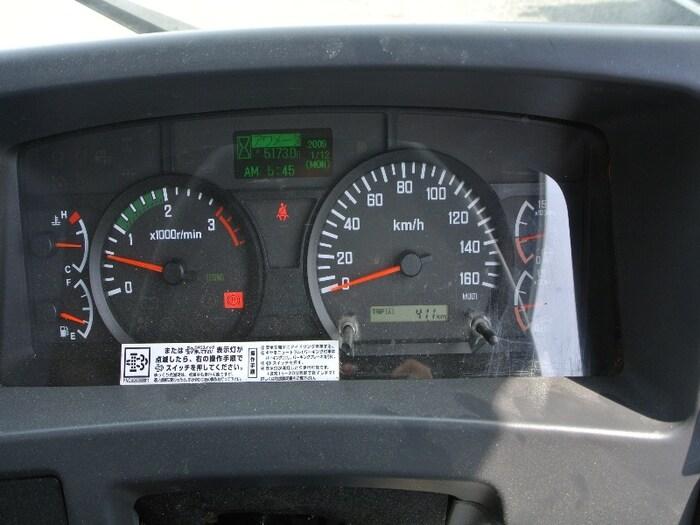 いすゞ フォワード 中型 平ボディ アルミブロック TKG-FRR90S2 画像11