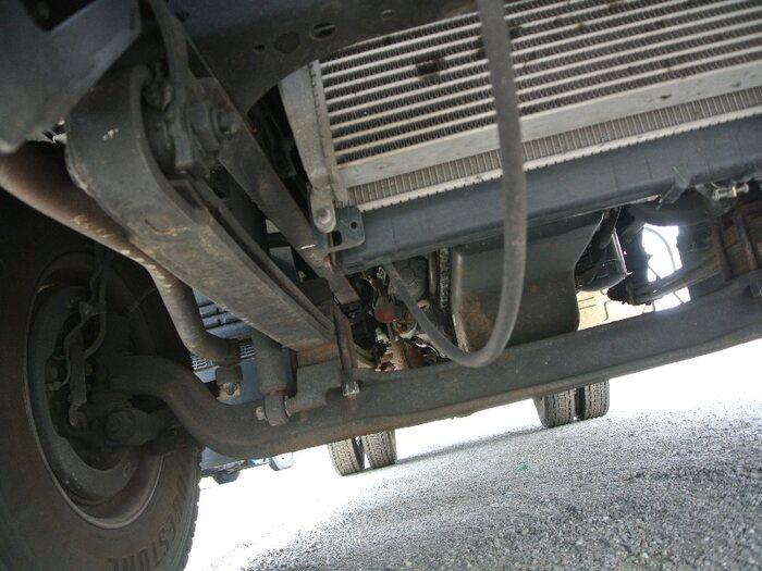 いすゞ フォワード 中型 平ボディ アルミブロック TKG-FRR90S2 画像15