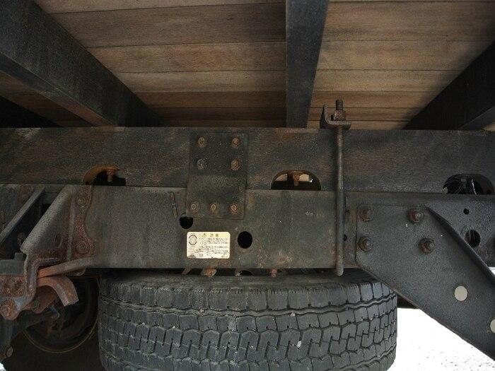 いすゞ フォワード 中型 平ボディ アルミブロック TKG-FRR90S2 画像14