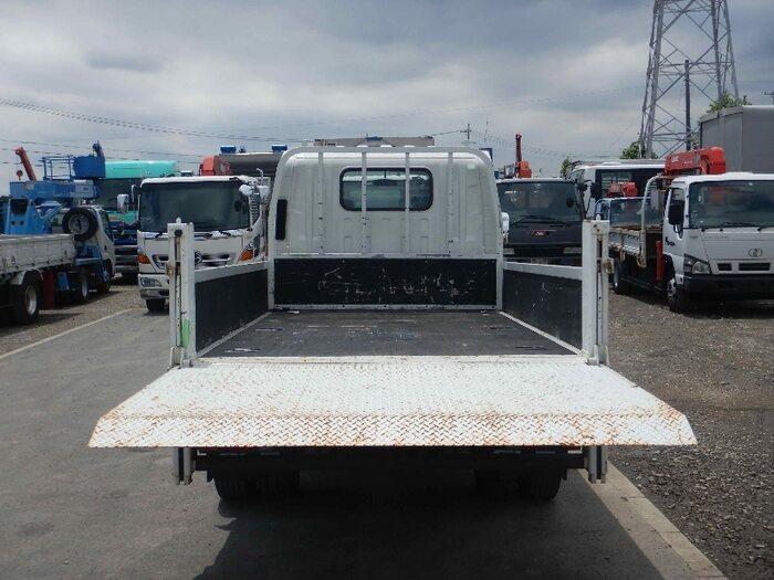いすゞ エルフ 小型 平ボディ パワーゲート SKG-NMR85R 車検  トラック 画像 キントラ掲載