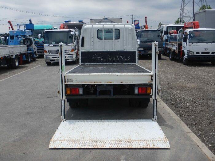 いすゞ エルフ 小型 平ボディ パワーゲート SKG-NMR85R 駆動方式 2WD トラック 画像 リトラス掲載