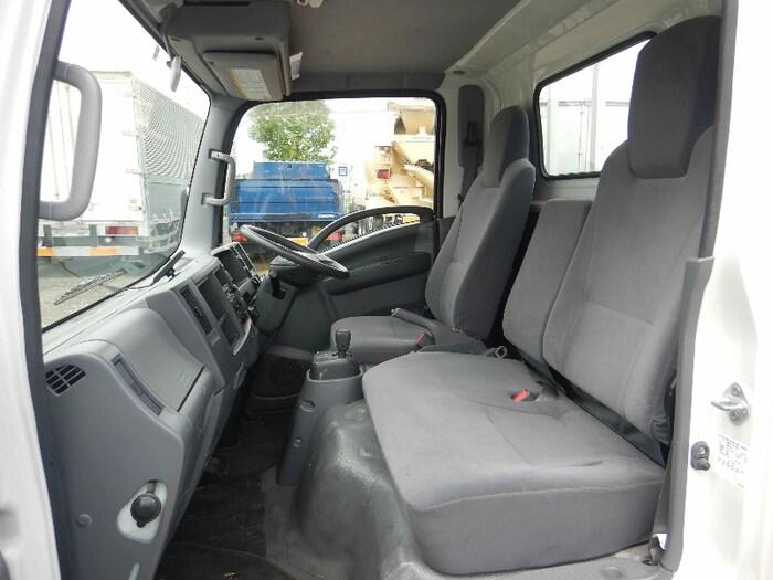 いすゞ エルフ 小型 平ボディ パワーゲート SKG-NMR85R リサイクル券 10,540円 トラック 画像 トラック市掲載