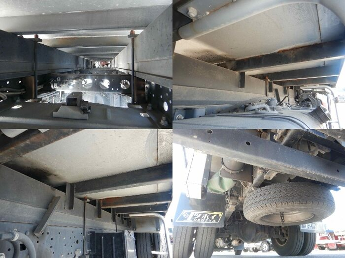 日野 デュトロ 小型 アルミバン パワーゲート TKG-XZU650M|エンジン トラック 画像 トラスキー掲載