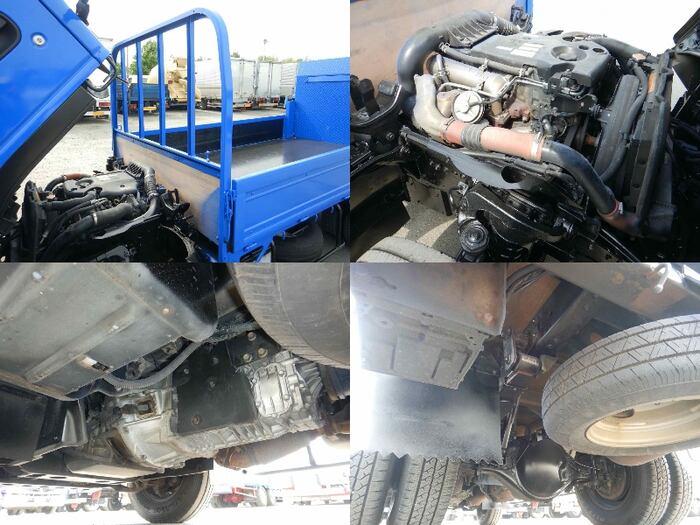 マツダ タイタン 小型 平ボディ パワーゲート 床鉄板|積載 2t トラック 画像 ステアリンク掲載