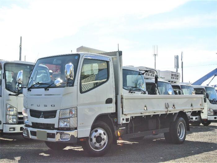 三菱 キャンター 小型 平ボディ TKG-FEA50 H24|画像1