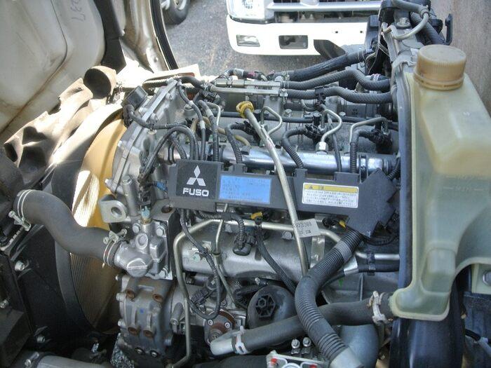 三菱 キャンター 小型 平ボディ TKG-FEA50 H24|画像9
