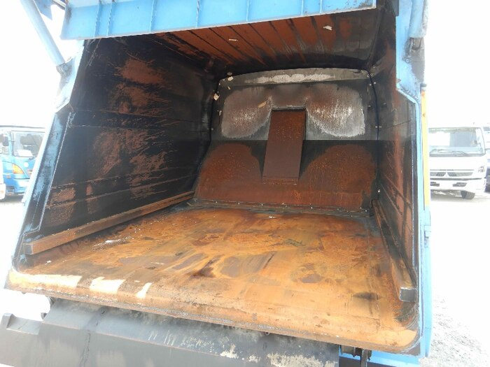 いすゞ エルフ 小型 パッカー車 プレス式 PA-NPR81N|画像7