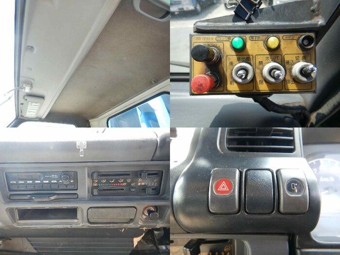 いすゞ エルフ 小型 パッカー車 プレス式 PA-NPR81N|画像11