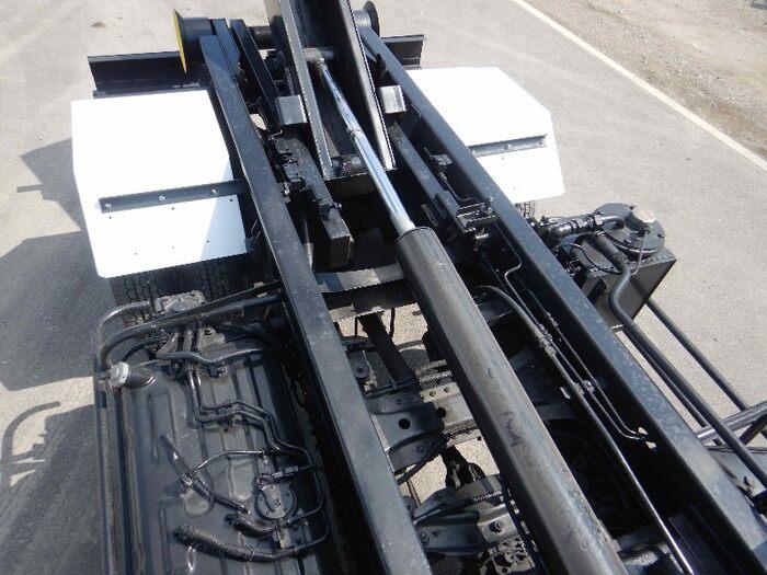 三菱 キャンター 小型 アームロール シングルホイスト PA-FE73DB|画像10