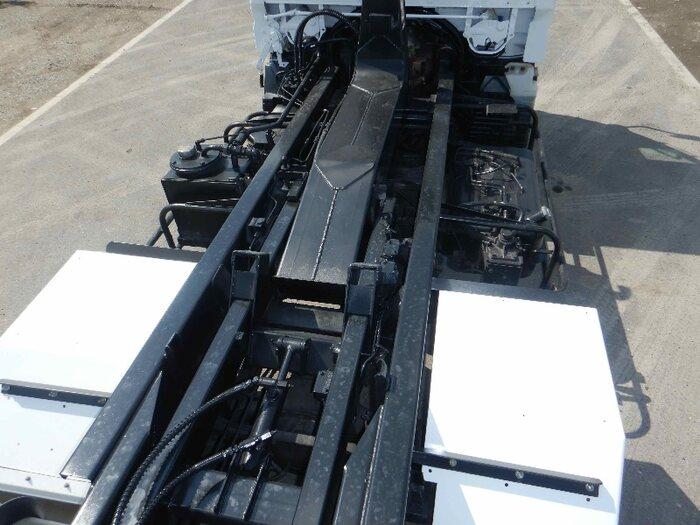 三菱 キャンター 小型 アームロール シングルホイスト PA-FE73DB|画像11