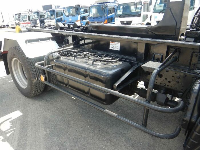 三菱 キャンター 小型 アームロール シングルホイスト PA-FE73DB|画像12