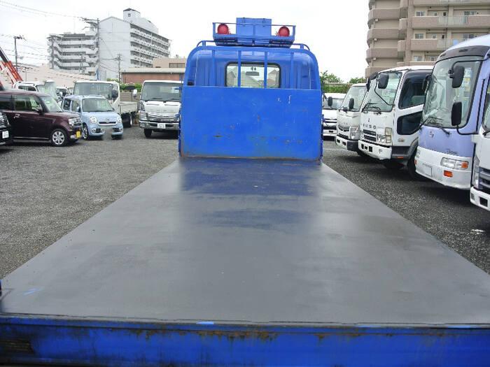 いすゞ エルフ 小型 平ボディ パワーゲート 床鉄板 画像5