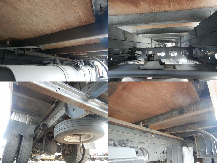 トヨタ ダイナ 小型 ウイング BDG-XZU424 H18 画像12