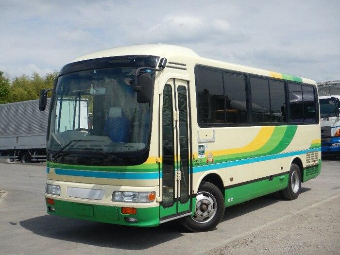 日野 リエッセ 小型 バス マイクロバス BDG-rX6JFBA|画像1