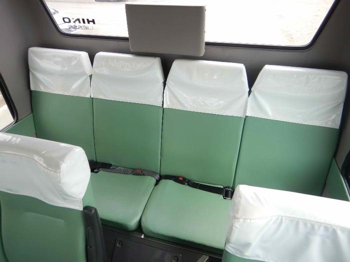 日野 リエッセ 小型 バス マイクロバス BDG-rX6JFBA|画像12
