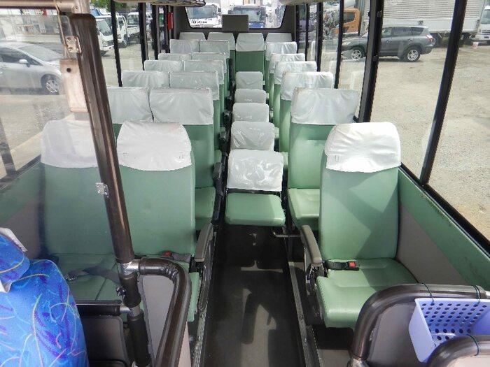 日野 リエッセ 小型 バス マイクロバス BDG-rX6JFBA|画像14