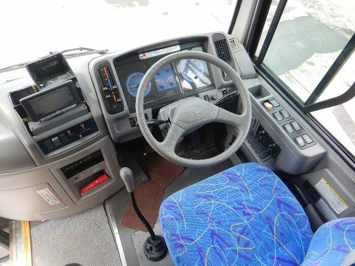日野 リエッセ 小型 バス マイクロバス BDG-rX6JFBA|画像7