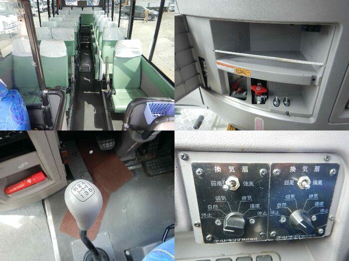 日野 リエッセ 小型 バス マイクロバス BDG-rX6JFBA|画像9