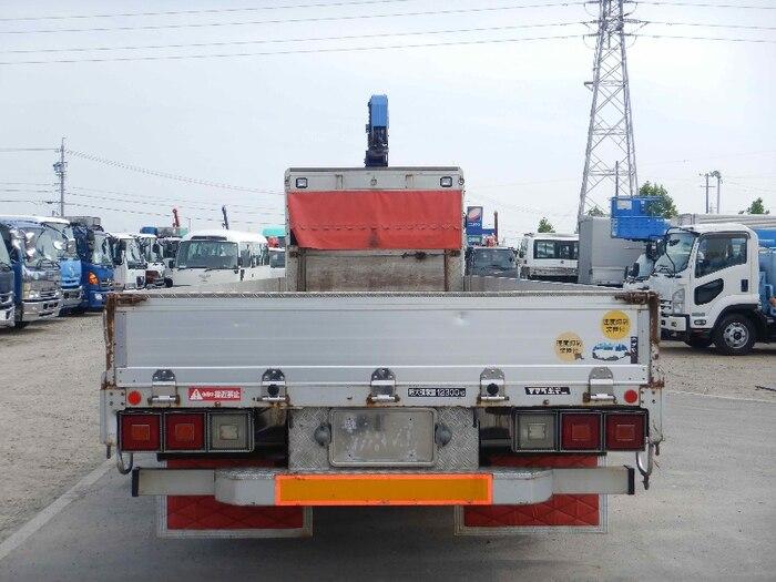日産UD クオン 大型 クレーン付 アルミブロック 4段|画像3