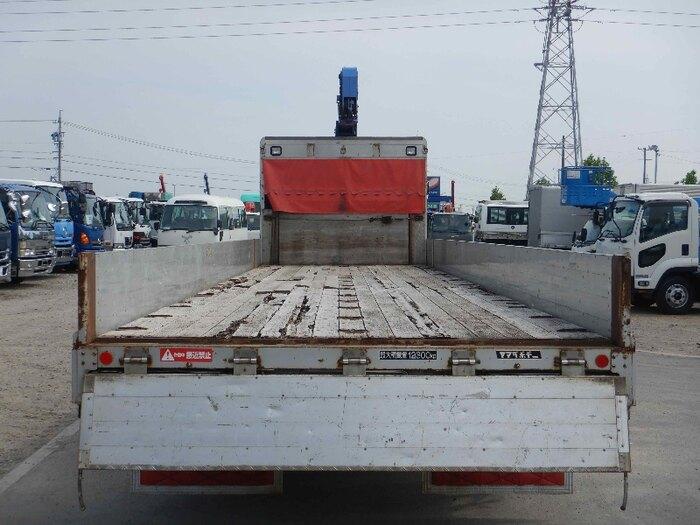 日産UD クオン 大型 クレーン付 アルミブロック 4段|画像4