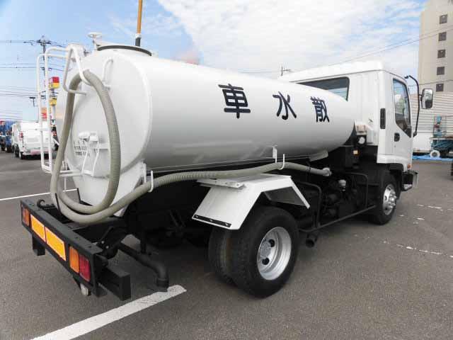 いすゞ フォワード 中型 タンク車 散水車 PB-FRR35C3S 画像4