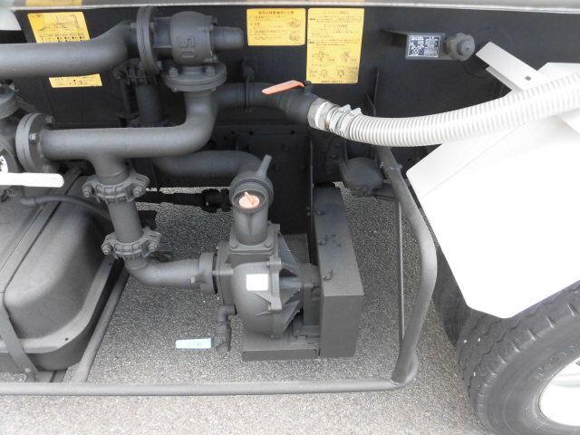 いすゞ フォワード 中型 タンク車 散水車 PB-FRR35C3S 画像14