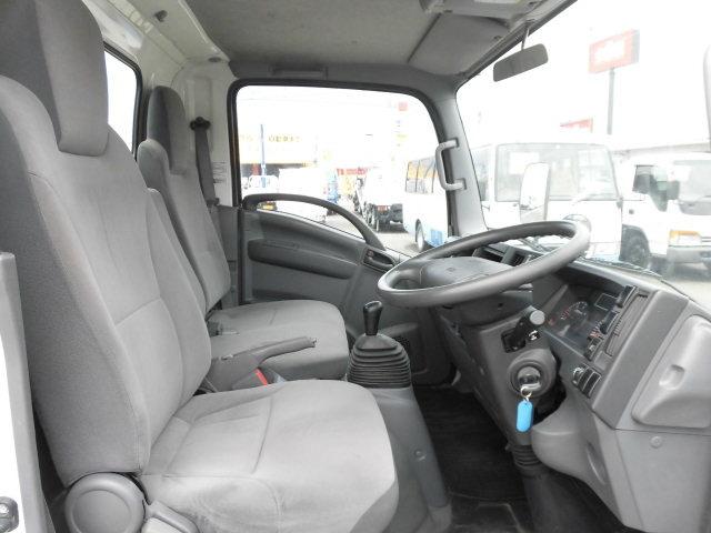 いすゞ エルフ 小型 平ボディ アルミブロック TKG-NLR85AR|画像9