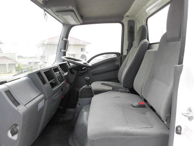 いすゞ エルフ 小型 平ボディ アルミブロック TKG-NLR85AR|画像8