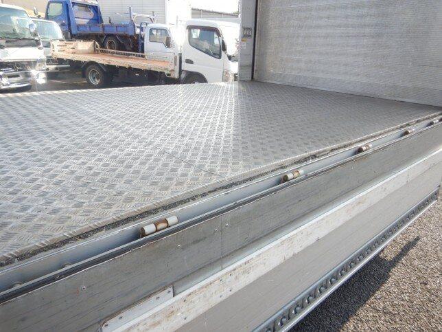 日野 レンジャー 中型 ウイング パワーゲート 床鉄板|画像7
