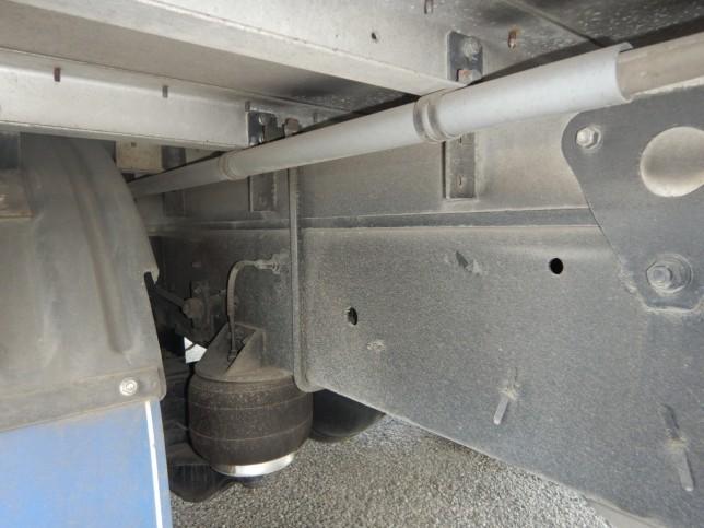 日野 レンジャー 中型 ウイング パワーゲート 床鉄板|画像10