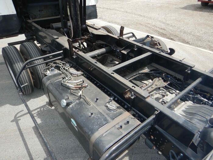 三菱 キャンター 小型 ダンプ 土砂禁 PA-FE82DC 画像10
