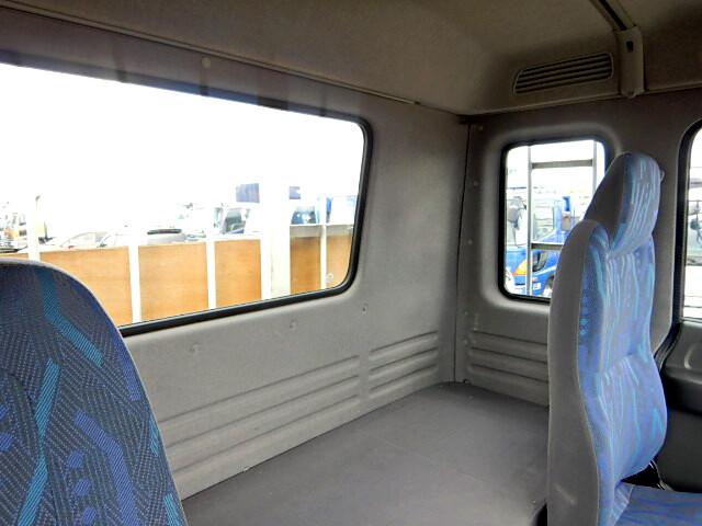 いすゞ フォワード 中型 平ボディ ベッド PA-FRR34H4|画像8
