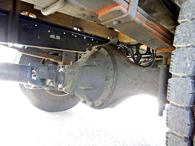 いすゞ フォワード 中型 平ボディ ベッド PA-FRR34H4|画像16