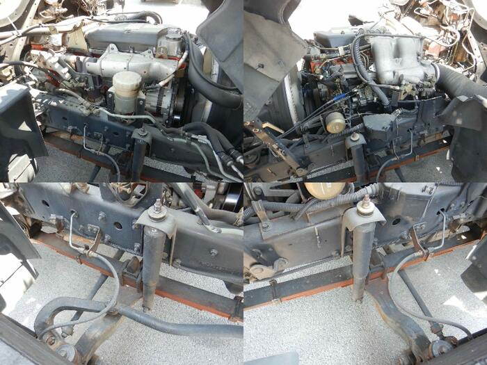 いすゞ フォワード 中型 パッカー車 プレス式 KK-FRR35E4S 画像12