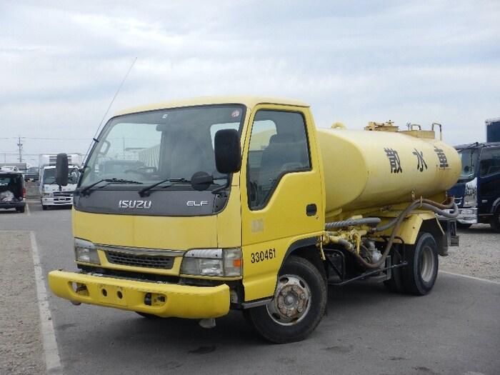 いすゞ エルフ 小型 タンク車 散水車 KR-NPR72GN 画像1
